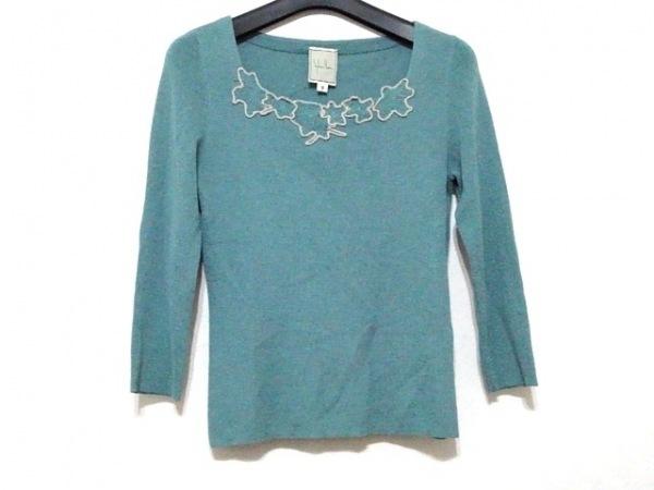 Sybilla(シビラ) 長袖セーター サイズM レディース美品  グリーン