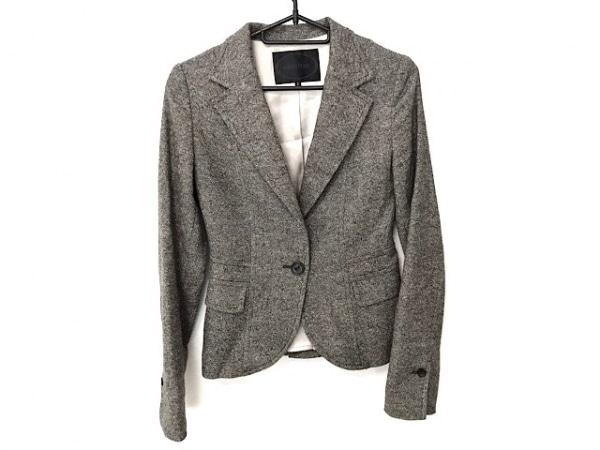 UNTITLED(アンタイトル) スカートスーツ レディース美品  ブラウン