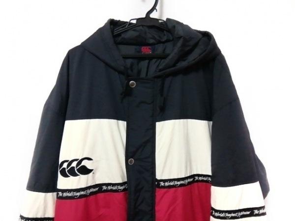 カンタベリーオブニュージーランド ダウンコート サイズ4L メンズ 冬物