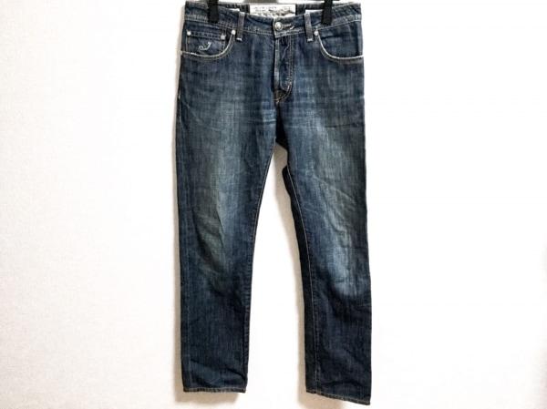 JACOB COHEN(ヤコブコーエン) ジーンズ サイズ31 メンズ ネイビー Tailored jeans