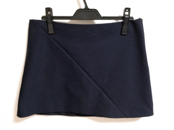 JILSANDER(ジルサンダー) スカート サイズ36 S レディース ネイビー