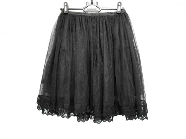 Tiaclasse(ティアクラッセ) スカート サイズM レディース 黒