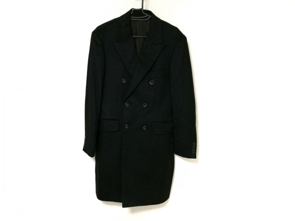TAKEOKIKUCHI(タケオキクチ) コート メンズ 黒 冬物