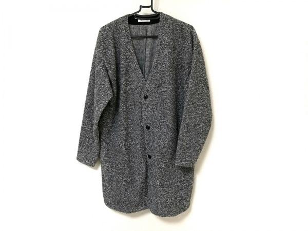 TK (TAKEOKIKUCHI)(ティーケータケオキクチ) コート メンズ 白×黒 冬物
