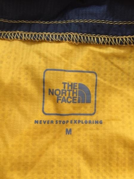 THE NORTH FACE(ノースフェイス) ショートパンツ サイズM メンズ イエロー×ネイビー