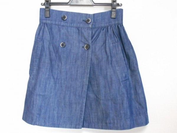 BARENA(バレナ) スカート サイズ「38」 レディース グレー