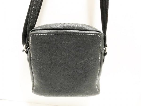土屋鞄製造所(ツチヤカバンセイゾウショ) ショルダーバッグ 黒 レザー