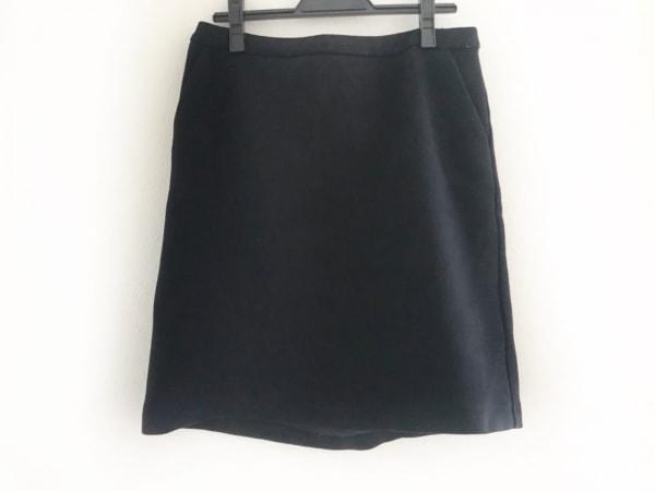 Max Mara(マックスマーラ) ミニスカート サイズ44 L レディース 黒
