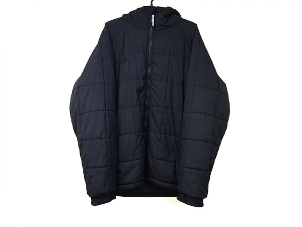 columbia(コロンビア) ダウンジャケット サイズL メンズ 黒 冬物