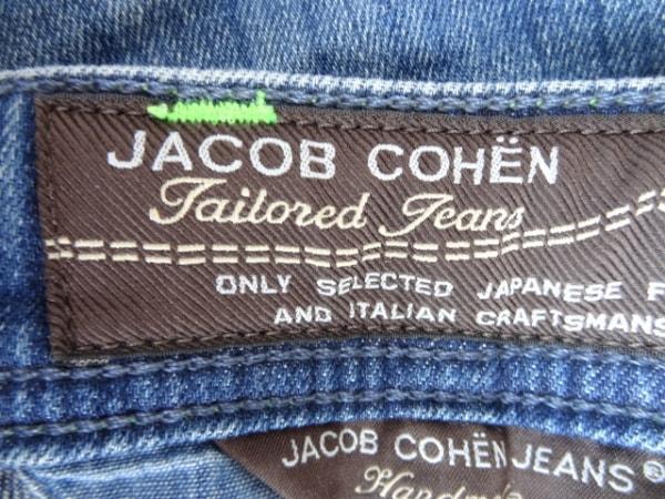 JACOB COHEN(ヤコブコーエン) ジーンズ サイズ32 XS メンズ ネイビー ダメージ加工