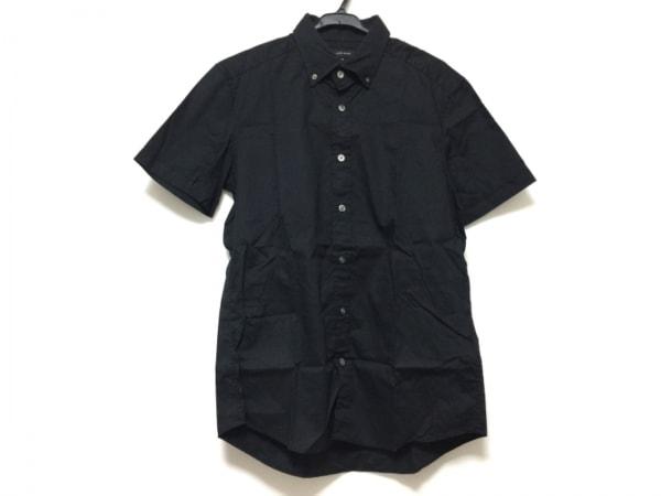 JOSEPH HOMME(ジョセフオム) 半袖シャツ サイズ46 XL メンズ 黒