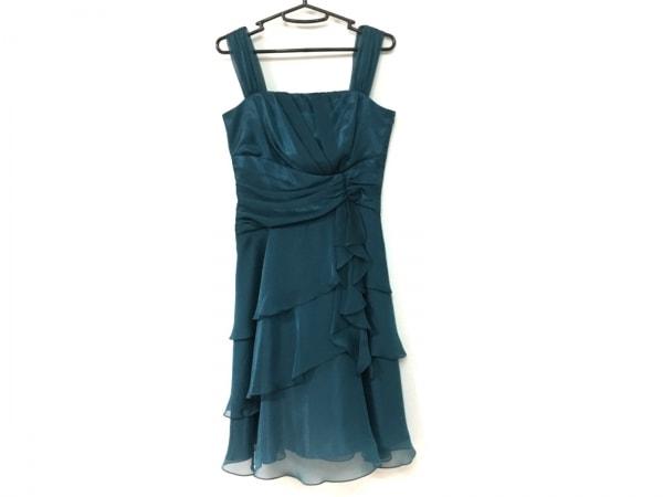 プリフェレンスパーティーズ ドレス サイズ38 M レディース新品同様  フリル