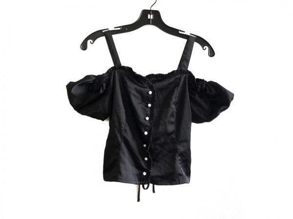 EATME(イートミー) 半袖カットソー サイズF レディース美品  黒