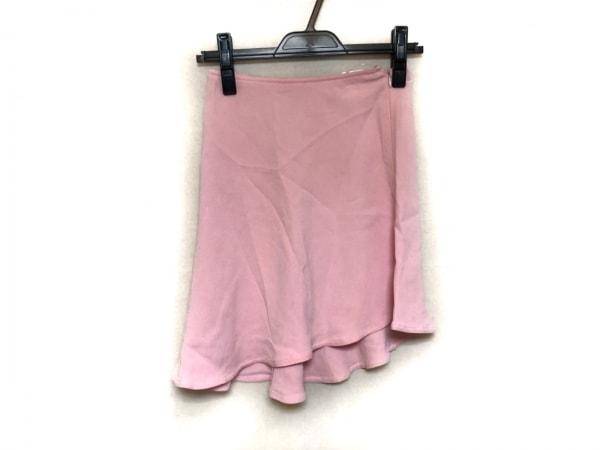 CHANEL(シャネル) ミニスカート レディース美品  ピンク