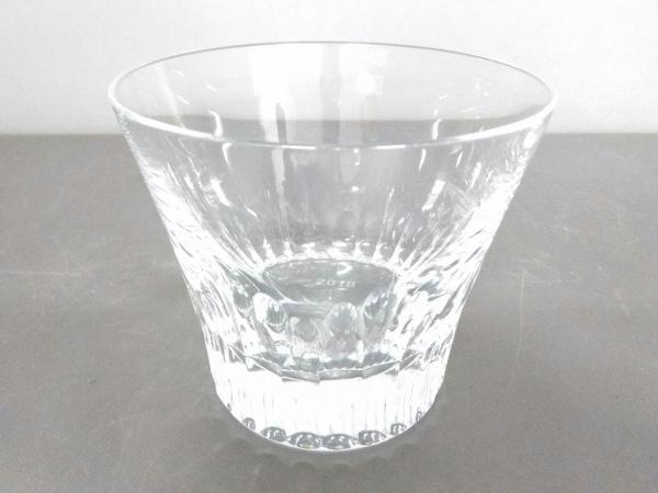 Baccarat(バカラ) 食器新品同様  フィオラ クリア 2018 クリスタルガラス