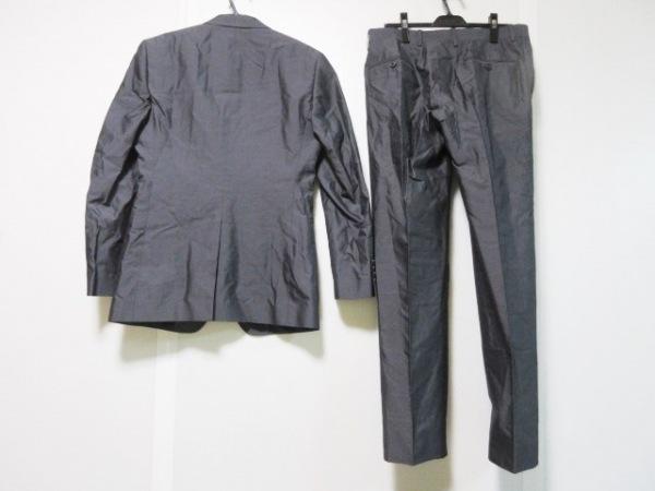 ドルチェアンドガッバーナ シングルスーツ サイズ46 S メンズ ダークグレー