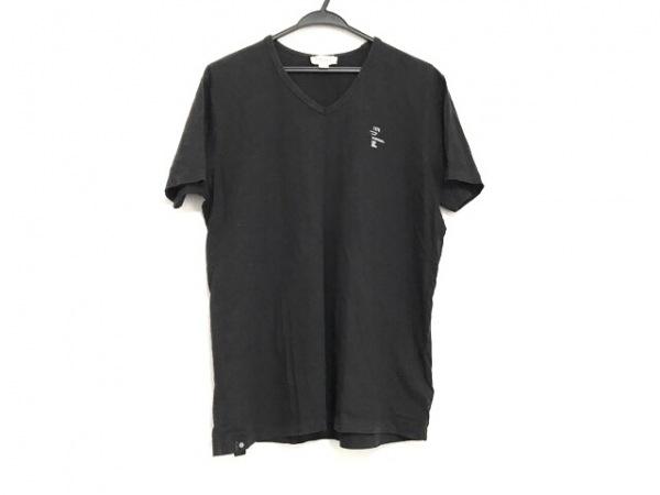 DIESEL(ディーゼル) 半袖Tシャツ サイズXL メンズ 黒