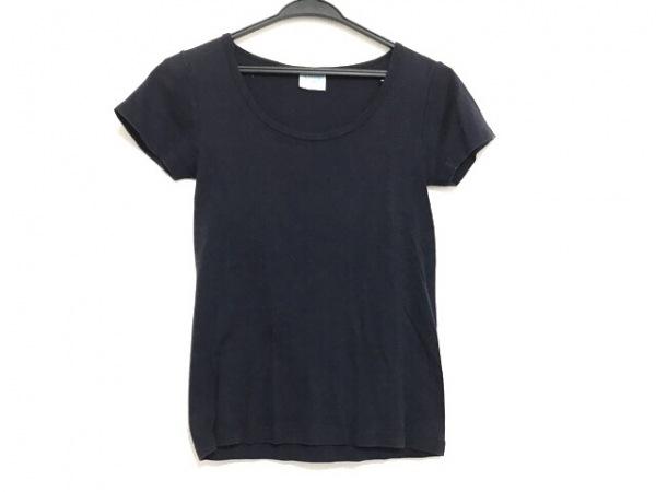 Letroyes(ルトロワ) 半袖Tシャツ サイズM レディース美品  ネイビー