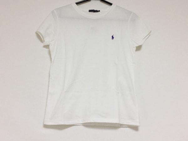 RalphLauren(ラルフローレン) 半袖Tシャツ サイズM レディース 白