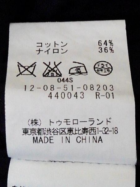 MACPHEE(マカフィ) コート サイズ36 S レディース ネイビー 春・秋物/TOMORROW LAND