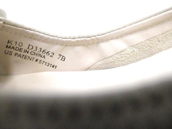 コールハーン パンプス 7 B レディース美品  アイボリー NIKE AIR/ウェッジソール