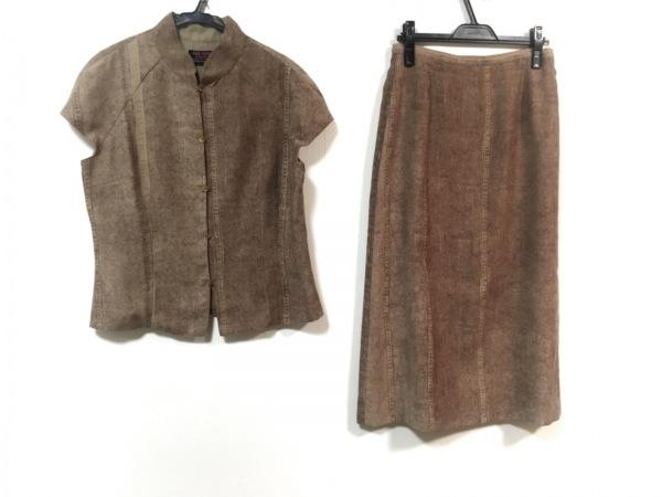 YUKITORII(ユキトリイ) スカートセットアップ サイズ42 L レディース美品