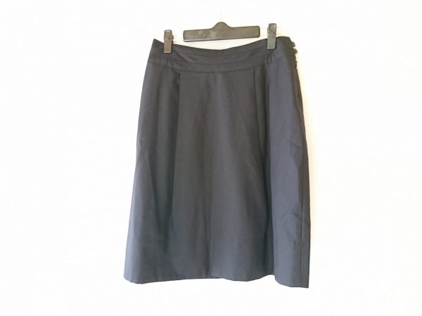 MargaretHowell(マーガレットハウエル) スカート サイズ2 M レディース 黒