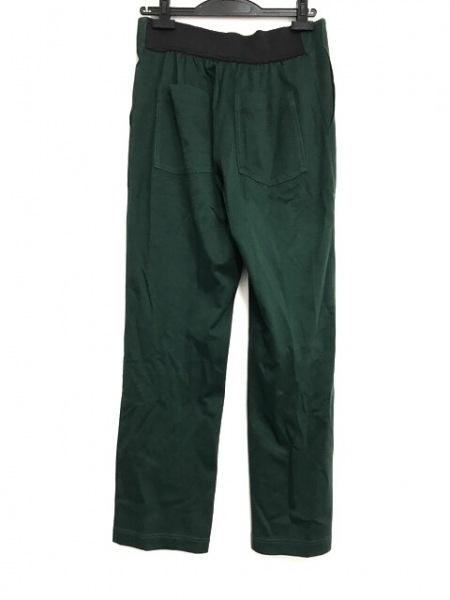 PUPULA(ププラ) パンツ サイズ38 M レディース ダークグリーン