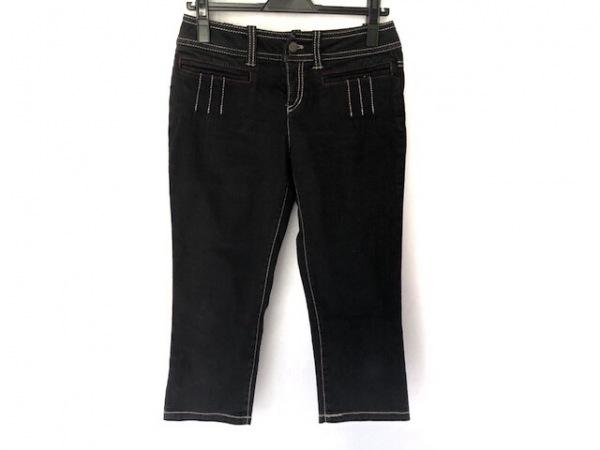 JOCOMOMOLA(ホコモモラ) パンツ サイズ38 L レディース美品  ネイビー de syblla