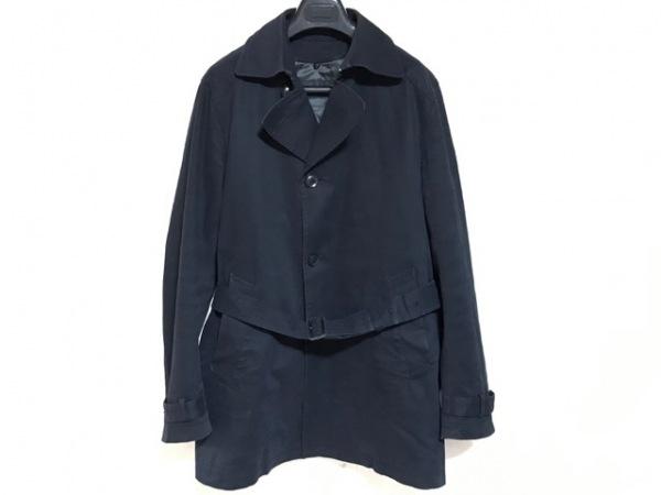 MEN'SBIGI(メンズビギ) コート サイズM メンズ 黒 RadmesS/冬物