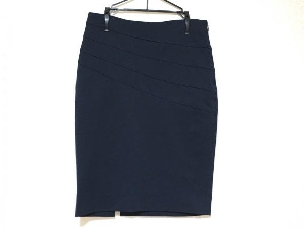 kayme(ケイミー) スカート サイズ9 M レディース美品  ダークネイビー