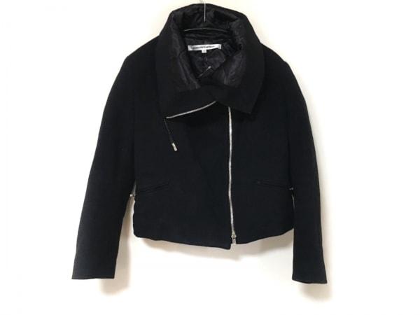 トゥエンティミリオンフラグメンツ コート サイズ1 S レディース 黒 冬物/ショート丈