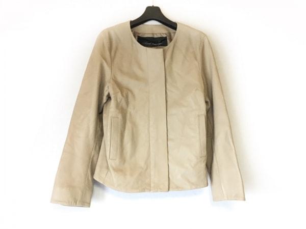 BARK TANNAGE(バークタンネイジ) ジャケット サイズ38 M レディース美品  ブラウン