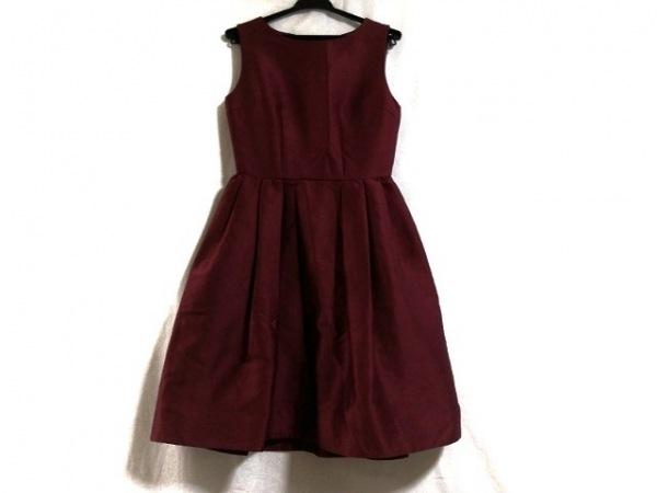 Chesty(チェスティ) ドレス サイズ1 S レディース新品同様  ボルドー