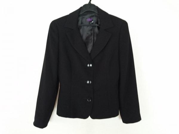 kansai(カンサイ) ジャケット サイズ7AR S レディース美品  黒