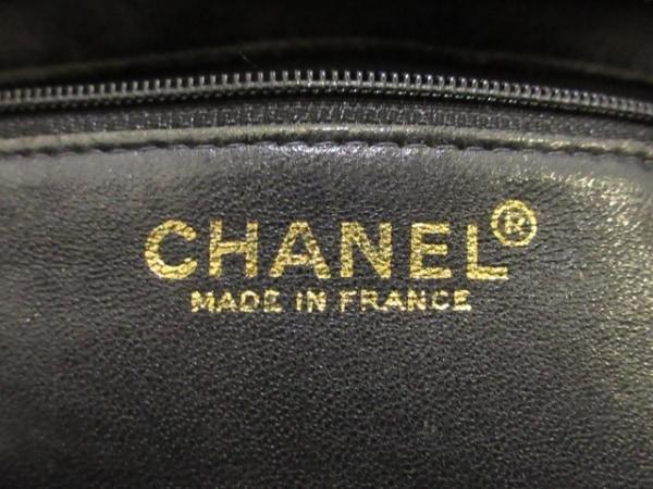 CHANEL(シャネル) トートバッグ 復刻トート A01804 黒 ゴールド金具 キャビアスキン