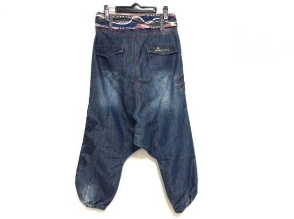 Desigual(デシグアル) パンツ サイズ26 S レディース ブルー×マルチ