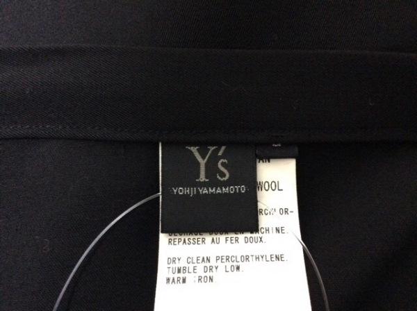 Y's(ワイズ) ロングスカート サイズ2 M レディース 黒