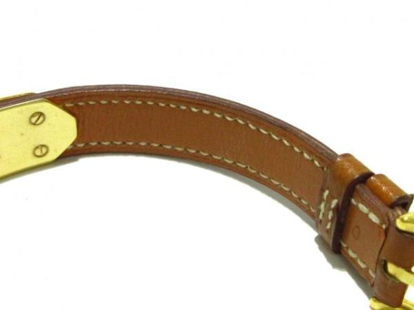 HERMES(エルメス) 腕時計 ケリーウォッチ - レディース 〇R ゴールド
