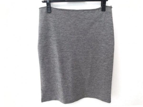 theory luxe(セオリーリュクス) スカート サイズ40 M レディース美品  グレー