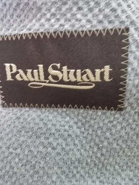 PaulStuart(ポールスチュアート) ジャケット サイズL メンズ美品  ライトグレー