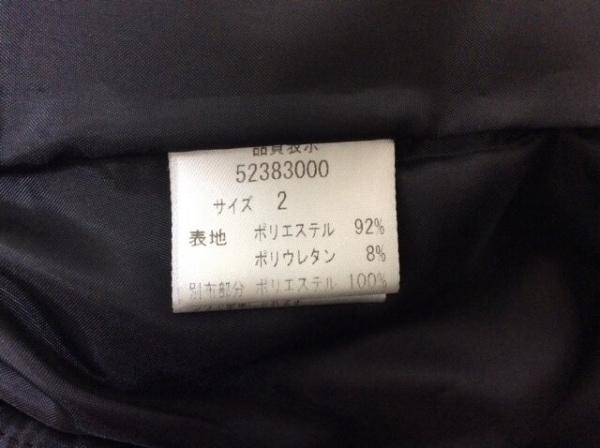 アプワイザーリッシェ スカート サイズ2 M レディース美品  黒 ベロア/レース