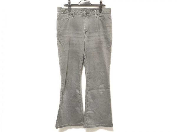 23区(ニジュウサンク) パンツ サイズ44 L メンズ グレー