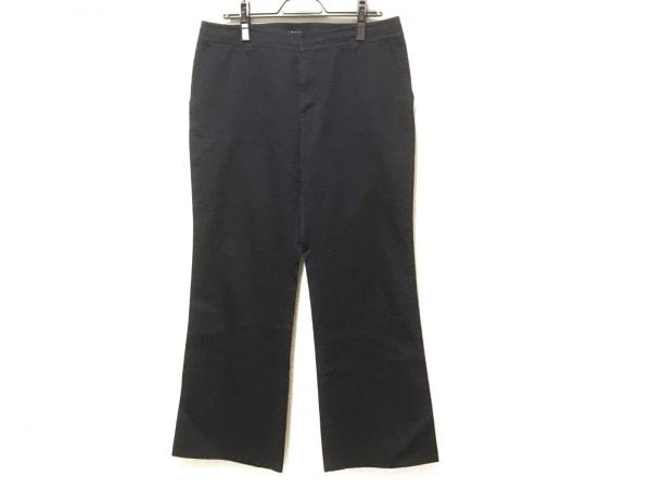 23区(ニジュウサンク) パンツ サイズ46 XL メンズ ネイビー