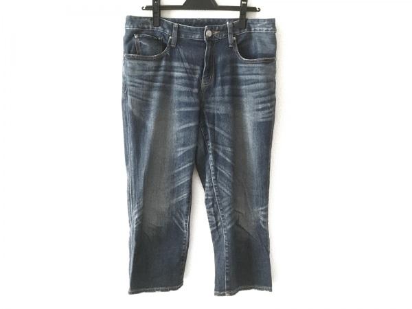 23区(ニジュウサンク) ジーンズ サイズ48 XL メンズ ブルー
