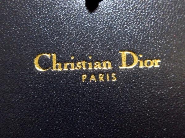 クリスチャンディオール 財布美品  ディオラマ/マイクロカナージュ メタリックピンク