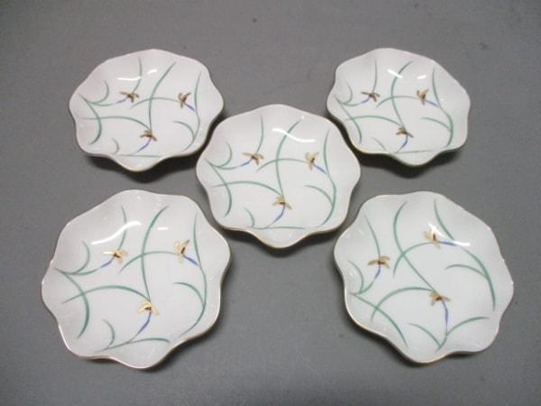 香蘭社(コウランシャ) プレート新品同様  白 陶器