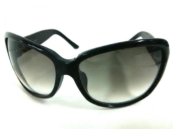 GUCCI(グッチ) サングラス ダブルG GG2993/F/S 黒×シルバー プラスチック×金属素材