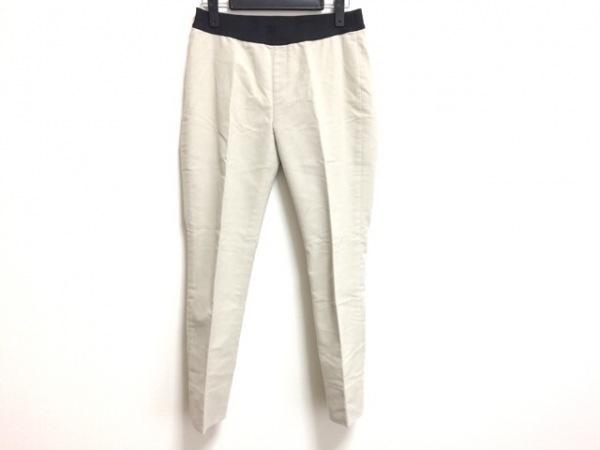 M.Fil(エム.フィル) パンツ サイズ38 M レディース ベージュ×黒