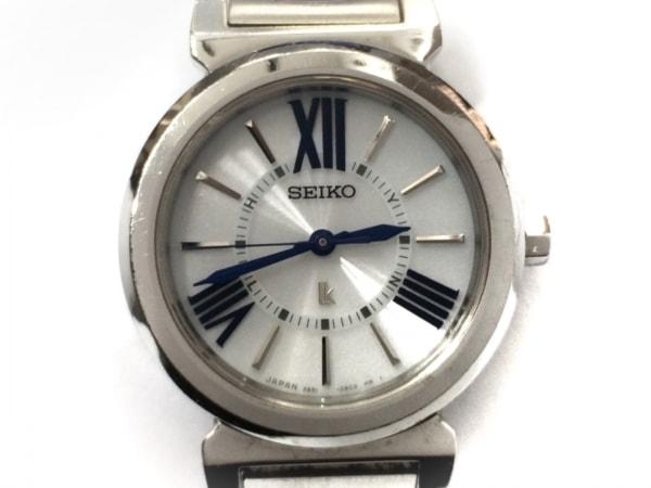 SEIKO(セイコー) 腕時計 ルキア 3B51-0AJ0 レディース シルバー